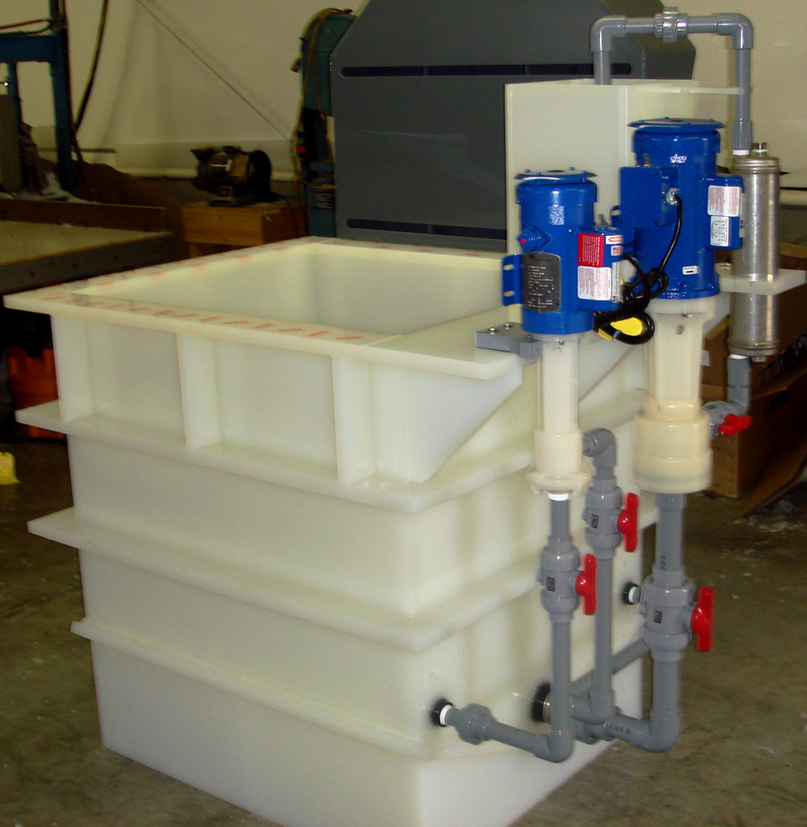Plating And Process Finishing Lines Jp Plastics Inc